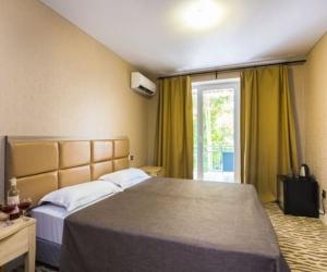 2-х местный 1-но комнатный «Стандарт» с балконом Корпус №1